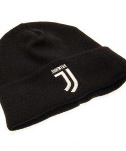Čiapka Juventus s logom klubu čierna