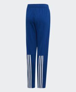 Adidas detské tepláky modré