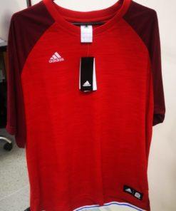 FCBB Shooter Adidas basketbalové tréningové tričko
