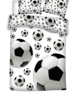 Obliečky Futbalové lopty na perinu a vankúš