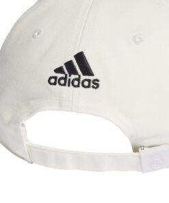 Šiltovka Real Madrid Adidas biela