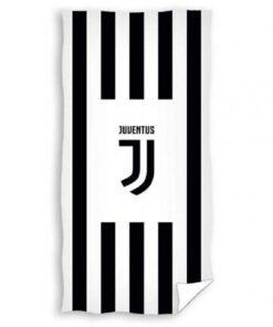Uterák Juventus s logom 70x140cm