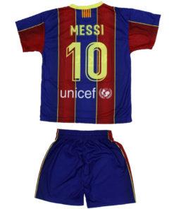 Detský dres Messi FC Barcelona 2020/21 replika