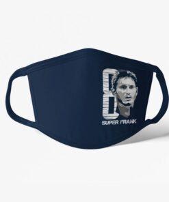 Futbalové rúško Lampard Chelsea tmavomodré
