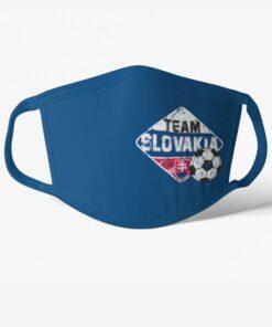 Rúško Slovensko Team Slovakia modré