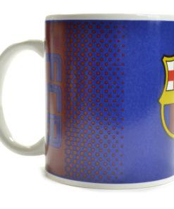 Hrnček FC Barcelona Fade s logom klubu FCB