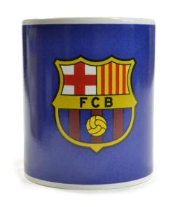 Hrnček FC Barcelona Fade s logom klubu logo