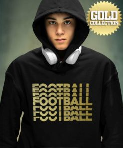 Futbalová mikina Football GOLD COLLECTION