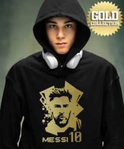 Mikina Messi GOLD COLLECTION