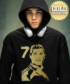 Mikina Ronaldo GOLD COLLECTION