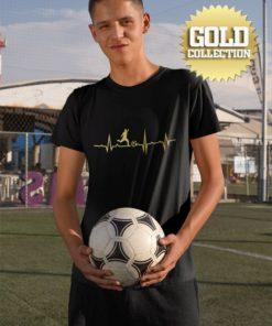 Tričko Futbalový pulz GOLD COLLECTION
