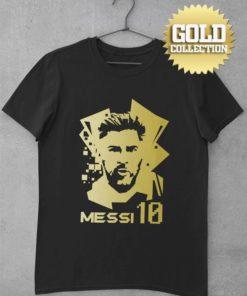 Tričko Messi GOLD COLLECTION