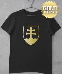 Tričko Slovensko GOLD COLLECTION