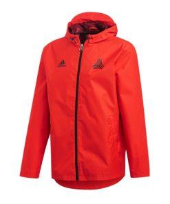 Bunda Adidas Windbreaker Tango červená