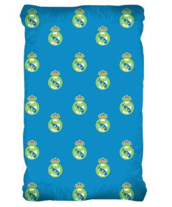 Plachta Real Madrid 90x200 modrá