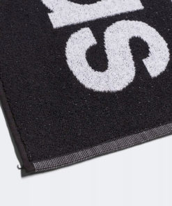 uterák Adidas čierny logo