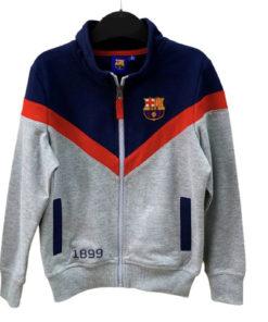 Detská mikina FC Barcelona s logom