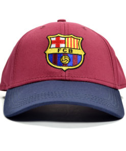 Šiltovka FC Barcelona Contrast Deluxe s logom