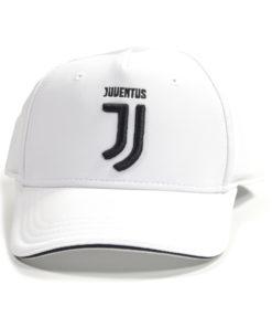 Šiltovka Juventus Sandwich Peak biela s logom