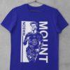 Tričko Mount Chelsea modré