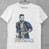 Tričko Neymar PSG biele