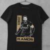 Tričko Ramos Real Madrid čierne