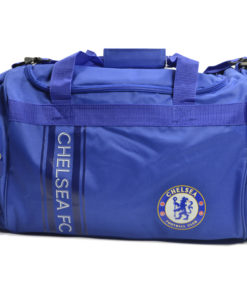 Vak Chelsea Holdall modrý s logom