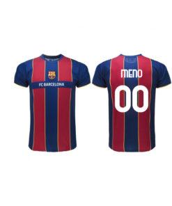 Dres FC Barcelona replika 2021 s menom a číslom