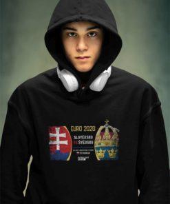 Mikina Slovensko - Švédsko EURO chlapčenská