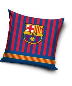 Vankúš FC Barcelona klubový s logom 40x40 cm FCB192043