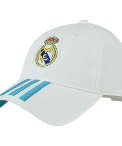 Šiltovka Real Madrid Adidas junior biela