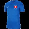 Tričko Nike Slovensko modré s potlačou